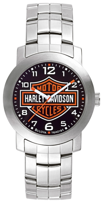Wrist watch Harley Davidson 76A019 for Men - picture, photo, image
