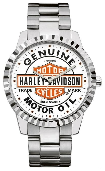 Wrist watch Harley Davidson 76A129 for Men - picture, photo, image