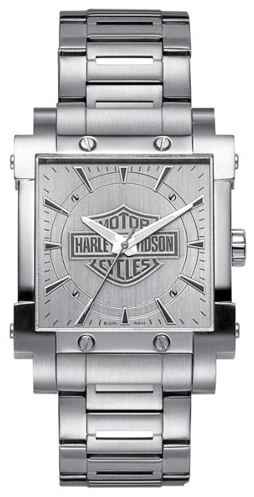 Wrist watch Harley Davidson 76A133 for Men - picture, photo, image