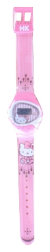 Wrist watch Hello Kitty HKRJ6-3 rozovyj for children - picture, photo, image
