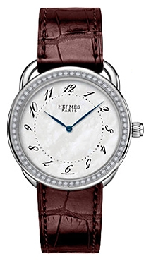 Wrist watch Hermes AR5.730.212/MHA for women - picture, photo, image