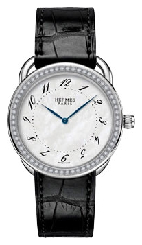 Wrist watch Hermes AR5.730.212/MNO for women - picture, photo, image