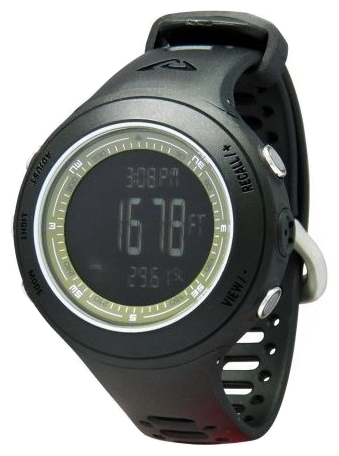 Wrist unisex watch Highgear Axio Max Negative Stealth - picture, photo, image
