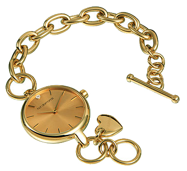 Wrist watch Hot diamonds T055 for women - picture, photo, image