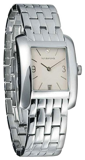 Wrist watch Hot diamonds T076 for women - picture, photo, image