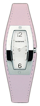 Wrist watch Hot diamonds T082 for women - picture, photo, image
