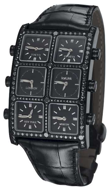 Wrist watch IceLink SNPVDBLKD for women - picture, photo, image