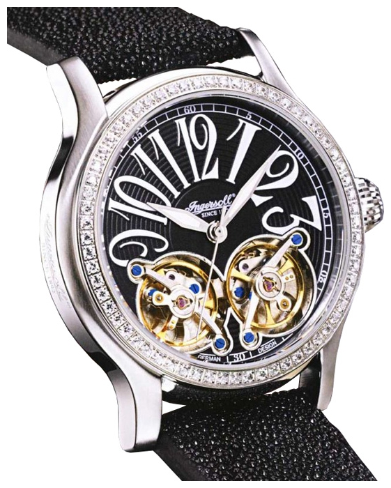 Wrist watch Ingersoll IN7211BK for women - picture, photo, image