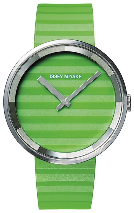 Wrist unisex watch Issey Miyake SILAAA04 - picture, photo, image