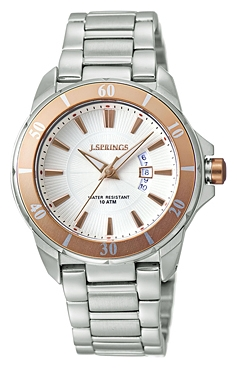 Wrist watch J. Springs BBE053 for women - picture, photo, image