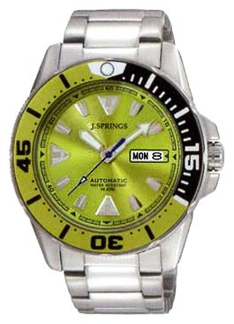Wrist watch J. Springs BEB046 for Men - picture, photo, image