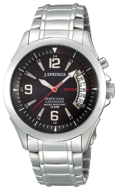 Wrist watch J. Springs BJC001 for Men - picture, photo, image