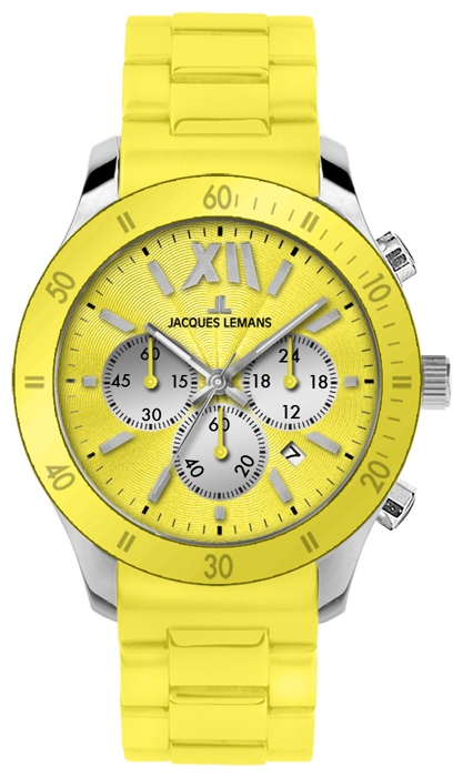 Wrist unisex watch Jacques Lemans 1-1586E - picture, photo, image