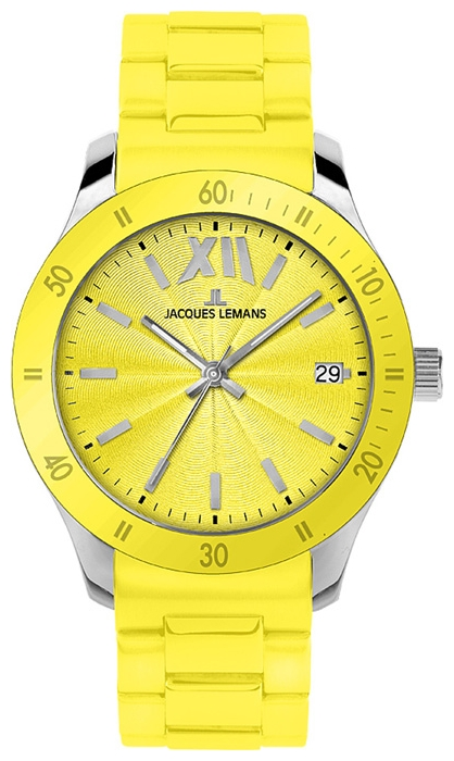 Wrist unisex watch Jacques Lemans 1-1622E - picture, photo, image