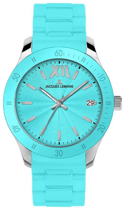 Wrist unisex watch Jacques Lemans 1-1622L - picture, photo, image