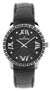 Wrist watch Jacques Lemans 1-1633A for women - picture, photo, image