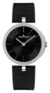 Wrist watch Jacques Lemans 1-1662A for women - picture, photo, image