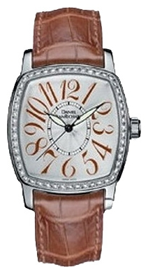 Wrist watch JEANRICHARD 24006-D11-A11A-AAGD for women - picture, photo, image