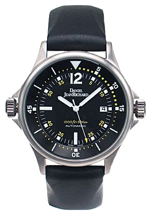 Wrist watch JEANRICHARD 24020-R-09-5120-00 for Men - picture, photo, image