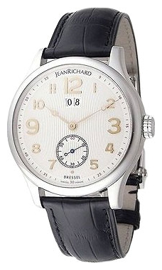 Wrist watch JEANRICHARD 33112-11-11A-AA6D for Men - picture, photo, image