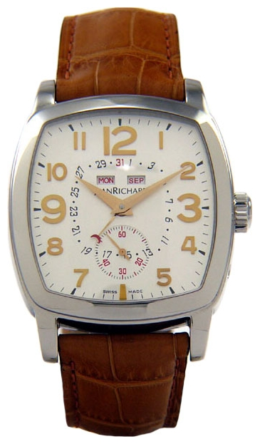 Wrist watch JEANRICHARD 52116-11-11A-AACD for Men - picture, photo, image