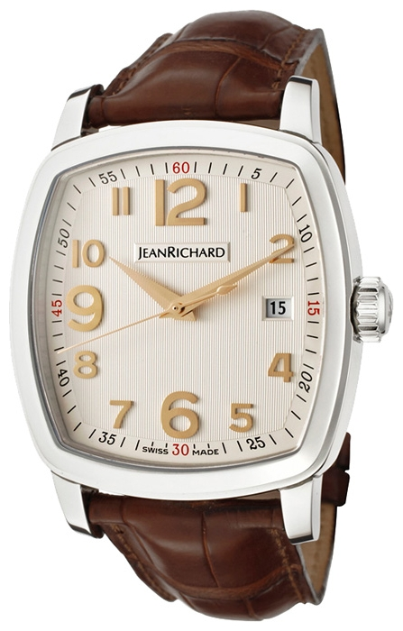 Wrist watch JEANRICHARD 60116-11-10A-AAED for Men - picture, photo, image