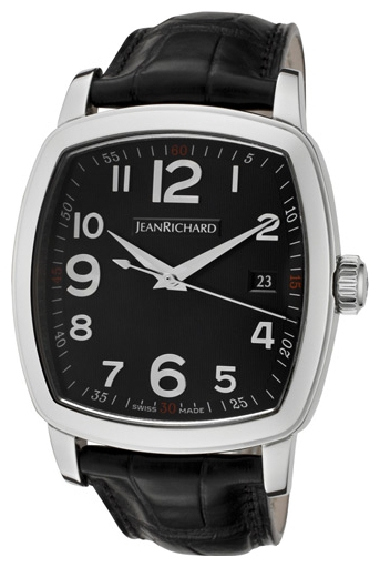 Wrist watch JEANRICHARD 60116-11-60A-AA6D for Men - picture, photo, image