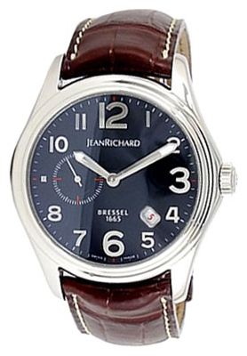 Wrist watch JEANRICHARD 61112-11-61A-AAED for Men - picture, photo, image