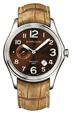 Wrist watch JEANRICHARD 61112-11-E1A-AACD for Men - picture, photo, image