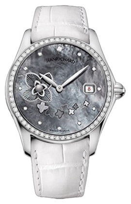 Wrist watch JEANRICHARD 61143-D11-A21A-AA7D for women - picture, photo, image