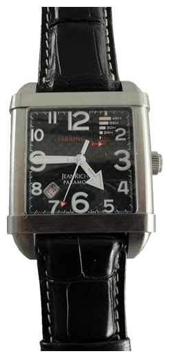 Wrist watch JEANRICHARD 62118-11-61B-AE6D for Men - picture, photo, image