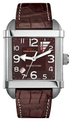 Wrist watch JEANRICHARD 62118-11-E1A-AAED for Men - picture, photo, image