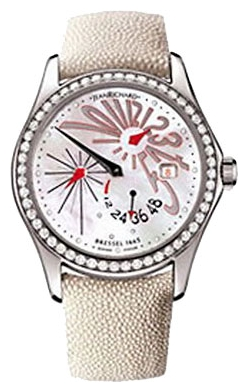 Wrist watch JEANRICHARD 63112-D11-A70A-AV7D for women - picture, photo, image