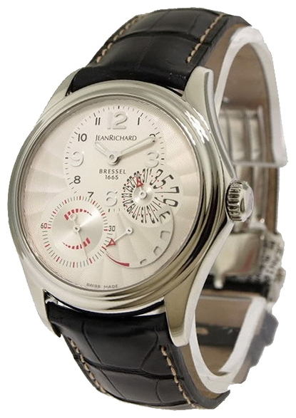 Wrist watch JEANRICHARD 64112-11-10A-AA6D for Men - picture, photo, image