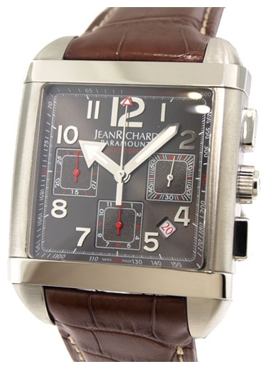 Wrist watch JEANRICHARD 65118-11-60A-AAED for Men - picture, photo, image