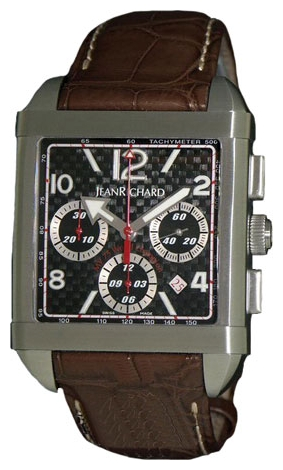 Wrist watch JEANRICHARD 65118-11-S88-AAED for Men - picture, photo, image