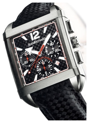 Wrist watch JEANRICHARD 65118-21-S89-AE6D for Men - picture, photo, image