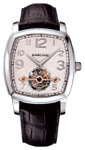Wrist watch JEANRICHARD 96016-53-10B-AA4D for Men - picture, photo, image