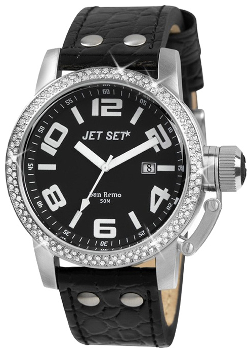 Wrist unisex watch Jet Set J28584-237 - picture, photo, image