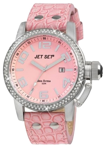 Wrist watch Jet Set J28584-535 for women - picture, photo, image