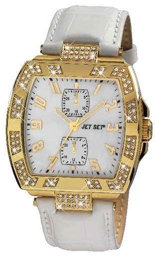 Wrist watch Jet Set J3218S-161 for women - picture, photo, image