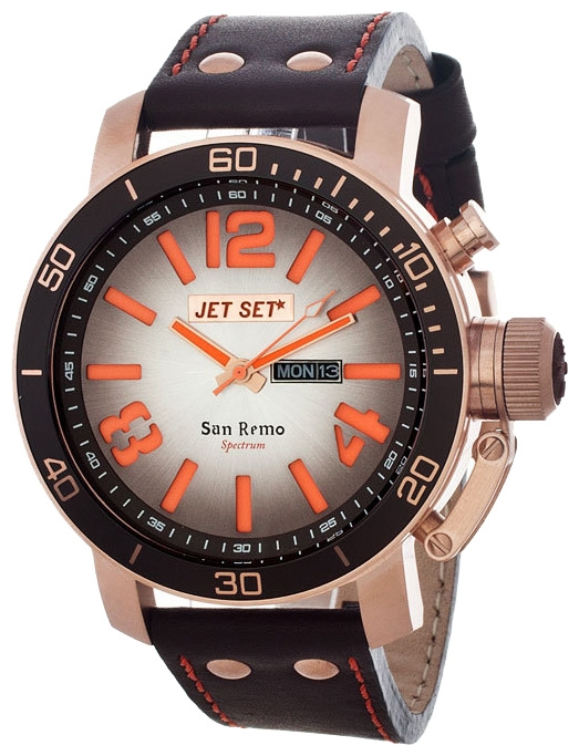 Wrist watch Jet Set J32803-766 for Men - picture, photo, image