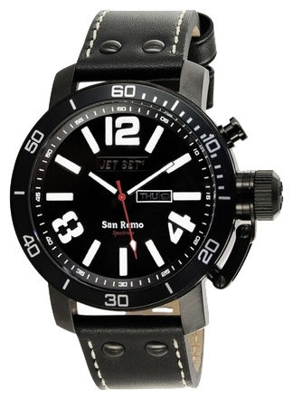 Wrist watch Jet Set J3280B-267 for Men - picture, photo, image