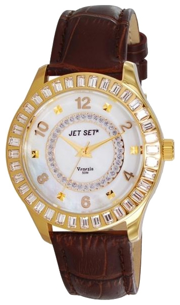 Wrist watch Jet Set J34768-766 for women - picture, photo, image