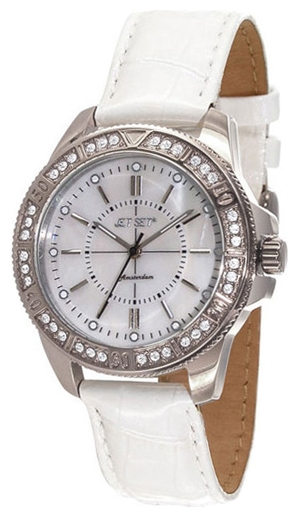 Wrist watch Jet Set J50974-131 for women - picture, photo, image