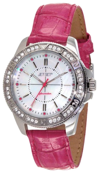 Wrist watch Jet Set J50974-135 for women - picture, photo, image