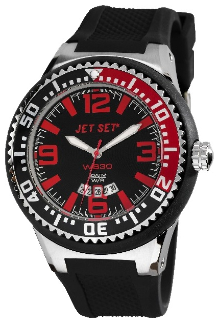 Wrist watch Jet Set J54443-867 for Men - picture, photo, image