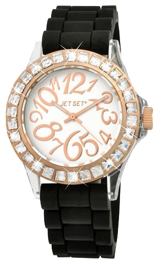 Wrist watch Jet Set J5690R-617 for women - picture, photo, image