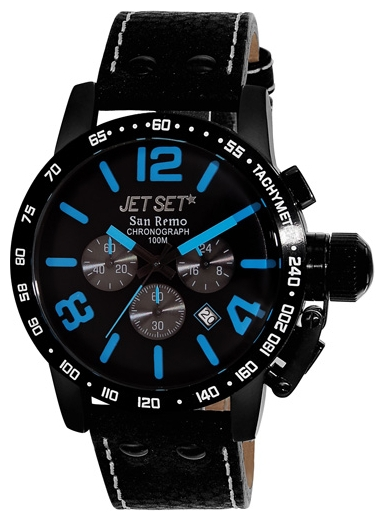 Wrist watch Jet Set J8358B-337 for Men - picture, photo, image