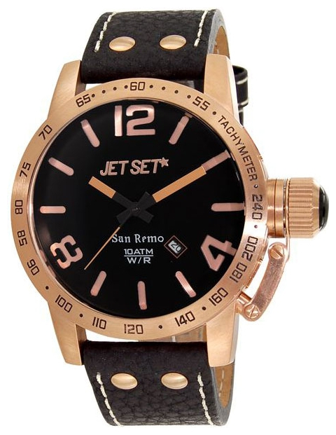 Wrist watch Jet Set J8458R-237 for Men - picture, photo, image
